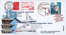 A380-30T3 Pli A380 Mission 02 Toulouse-Hong Kong-Tokyo