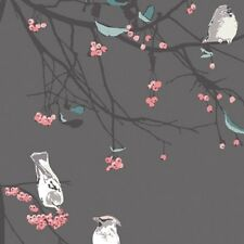 Art Gallery Blithe by Katarina Roccella BLI 75606 Moon Bird Song Cotton Fabric