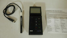 Thermo Orion 115 portable Conductivity Salinity TDS meter kit + 1m probe in case