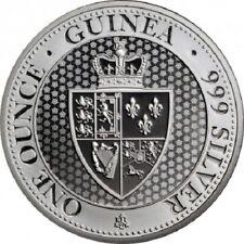 SAINTE HELENE 1 Pound Argent 1 Once Guinea 2019
