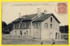 cpa de 1905 ARÇON (Loire) MONTS de la MADELEINE MAISON FORESTIÈRE de l'ASSISE