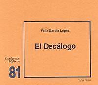 81.Decalogo.(Cuadernos Biblicos). NUEVO. Nacional URGENTE/Internac. económico. R