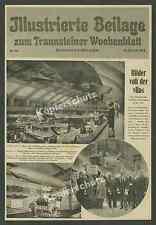 ILA Berlin 1928 Luftfahrt Zeppelin Messestand LZ 127 Maybach Junkers W33 Rumpler