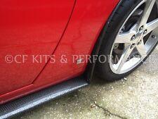 C6 Chevrolet Corvette Zr1 Style Carbon Fiber Side Skirts + Flaps (Base C6)