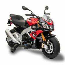 Aprilia Tuono V4 Kinder Motorrad Elektromotorrad Mp3 12V Kindermotorrad EVA