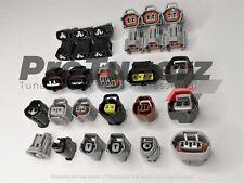 Toyota 2jz Gte Master Engine Connector Plug Kit Injectors Coils Crank Cam Knock