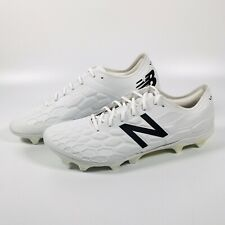 New Balance Visaro 2.0 Pro FG Football Boots Size UK 11.5 White - NEW