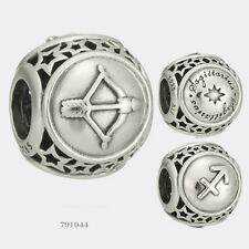 NEW Authentic Pandora Sterling Silver Sagittarius Star Sign Charm Bead #791944