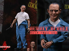 1/6 The Silence of The Lambs Dr. Hannibal Figure Full Set 2.0 SHIP FROM USA