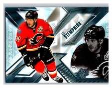 (HCW) 2013-14 Upper Deck SPx #24 Lee Stempniak Flames NHL Mint