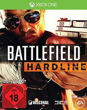 Battlefield: Hardline (Microsoft Xbox One, 2015, DVD-Box)