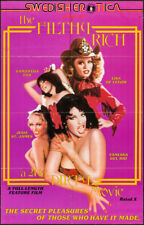 "The Filthy Rich A 24 kt. Dirty Movie, Movie Poster Replica 13x19"" Photo Print"