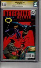 (B4) Detective Comics #762 CGC 9.8 Signature Series 3x Signed