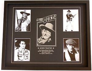 New John Wayne The Duke Memorabilia