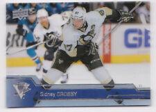 16-17 Upper Deck Sidney Crosby Clearcut Penguins Clear Cut 2016