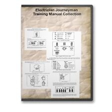 Electrician Journeyman Training Manual Course Engineer How To Collection CD - F1