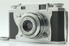 【Near MINT】Konica II B-m Rangefinder 35mm w/ Hexanon 45mm F/3.5  from Japan