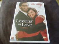 "DVD NEUF ""LESSONS IN LOVE"" Clive OWEN, Juliette BINOCHE"