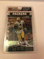 New Upper Deck Collector's Choice Green Bay Packers Team Turf Brett Favre 1997