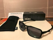 NEW Oakley - Triggerman (AF)- Sunglasses, Matte Black / Grey, OO9314-01