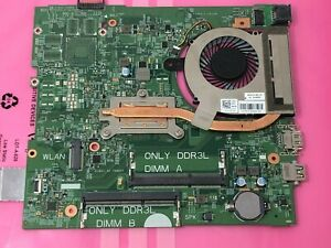 Dell Insprion 15 3558 1XVKN intel I5 5th Gen Laptop motherboard tested working