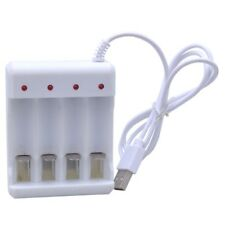 AA, AAA Ni-MH / Ni-Cd Rapid USB Battery Charger Charging for Rechargeable