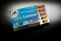 ### OLIMP GOLD-LUTEINA LUTEIN 2-120 VIT A+E DHA MAXIMAL EYE SUPPORT ###