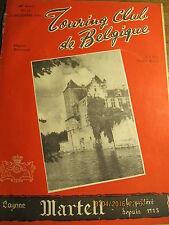 Touring Club de Belgique 15 Décembre 1948 Le ski dans la région spadoise