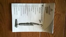 Bissell Steam & Sweep 45B4 and 92L2 Series User Guide Instruction Manual