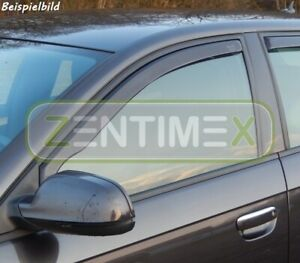 Windabweiser für Opel Astra G 1998-2005 Schrägheck Hatchback 5türer vorne