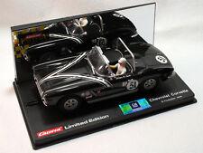 Carrera Exclusiv Chevrolet Corvette ´62 B-Production Racer Limited 20487 NEU