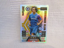 David Luiz - Chelsea -  100 Club 2013/14 Match Attax Trading Card