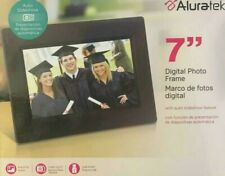 Aluratek Digital Photo Frame with Automatic Slideshow - 7 inch (Br11)
