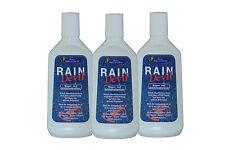Aqua Clean Rain Devil Glas 3x 250 ml Lotuseffekt Glasversiegelung Regenabweiser