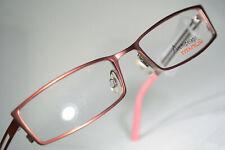 Medium Small ARCHIPELAGO TITANIUM AT-7006 Slim Rectangular Pink Glasses Frames