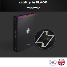 [NEW+SEALED] MAMAMOO Reality in Black CD 2nd Album Kpop K-pop UK
