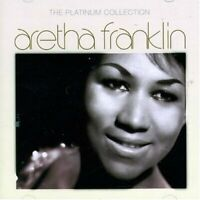 cd Aretha Franklin - The Platinum Collection