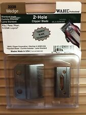 PRO WAHL Wedge Blade Replacement  Crunch Blade Technology  Legend Item# 2228