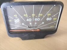 Citroen Dyane 6 speedometer KM/MPH .10,000+citroen parts