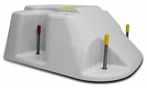 S.R. Smith 69-209-62 Salt Dive Pool Stand - White 6920962