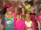 Mixed lot of 15 Vintage Barbie Dolls 0303