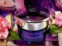 *LANCÔME* Renergie Nuit Multi-lift Anti-Wrinkle Night Cream (15ml) NEW FREE POST