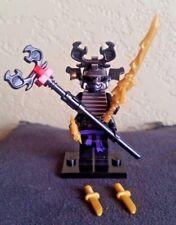 Lego Ninjago Lord Garmadadon Minifigure 4 Arms #70505 Temple of Light  W/Weapons