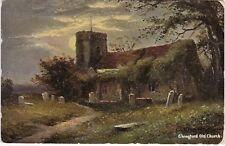 Artist Drawn, Old Church, CHINGFORD, London
