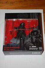 """Kylo Ren (Starkiller Base)-Star Wars Black Series 6""""-NIB-Force Awakens"""