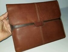 Targus brown leather Tablet Case
