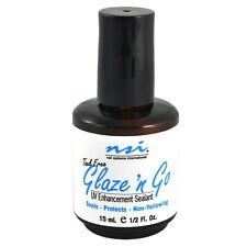 NSI Glaze N Go UV Gel Sealant 0.5 oz/15ml
