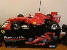 Tamiya 1/10  F104  Ferrari F60 brand new build