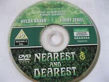 NEAREST AND DEAREST - SERIES 1-  Hylda Baker and Jimmy Jewel - 6 episodes {DVD}