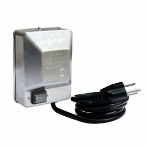 """Stanbroil 36"""" 40LB 4W Universal Grill Electric Stainless Steel Rotisserie Motor"""